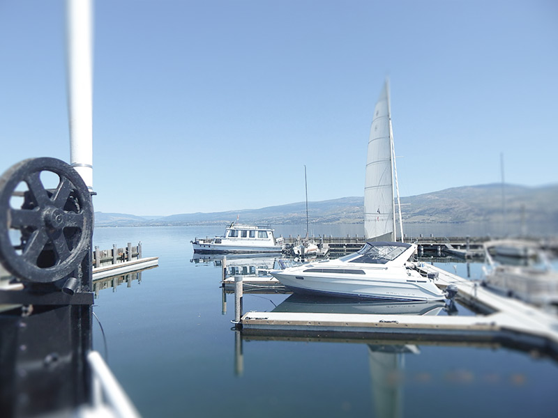 West Kelowna Yacht Club - Club Rental