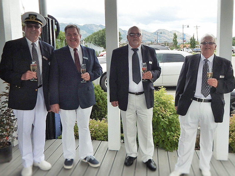 West Kelowna Yacht Club - Weddings