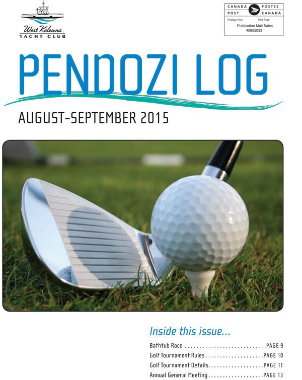 The Pendozi: Fall 2015