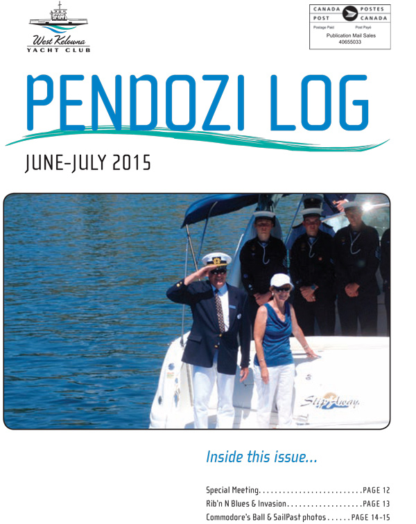 The Pendozi: Summer 2015