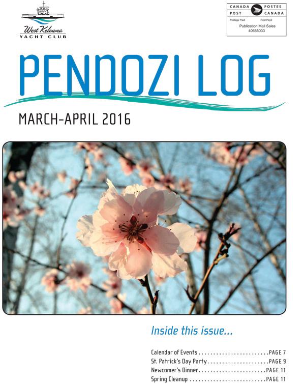 The Pendozi: Spring 2016
