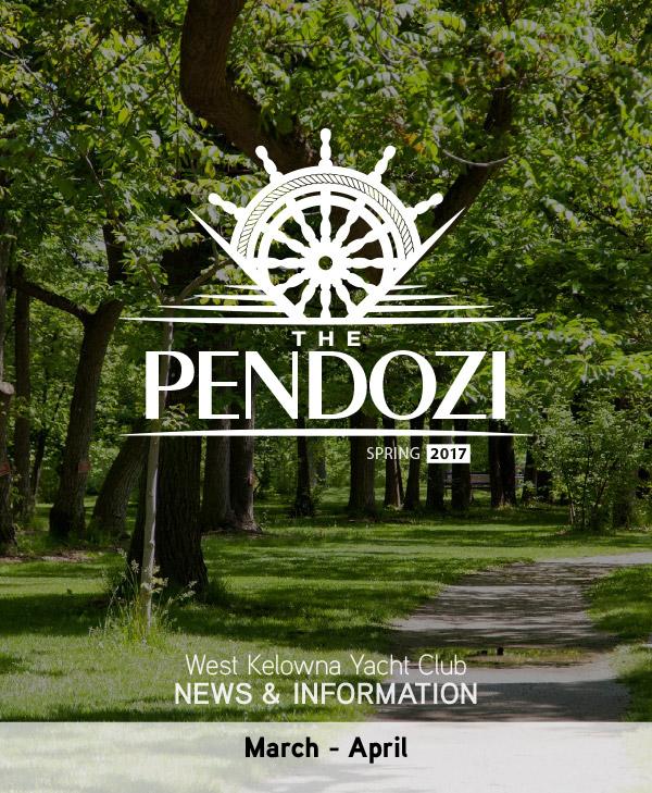 The Pendozi: Spring 2017