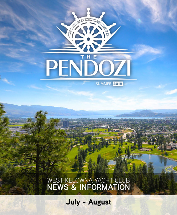 The Pendozi: Summer 2018   Current Issue